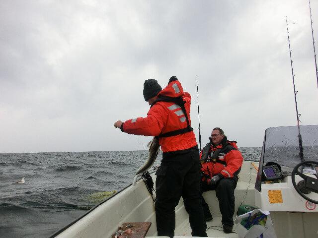Seehecht angeln ist was spezielles...