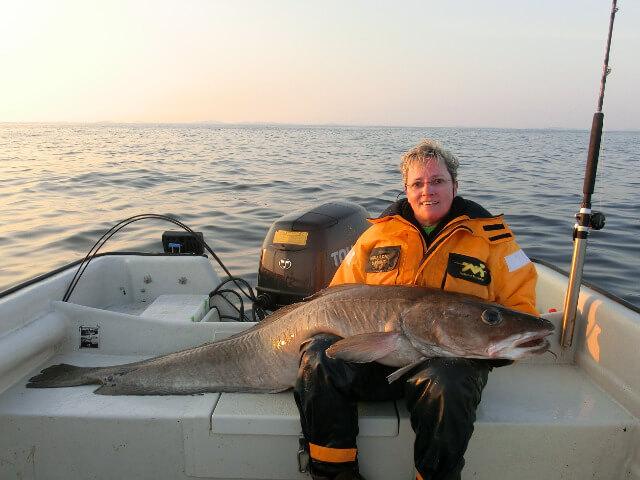 DER Leng, mein größter Fisch!