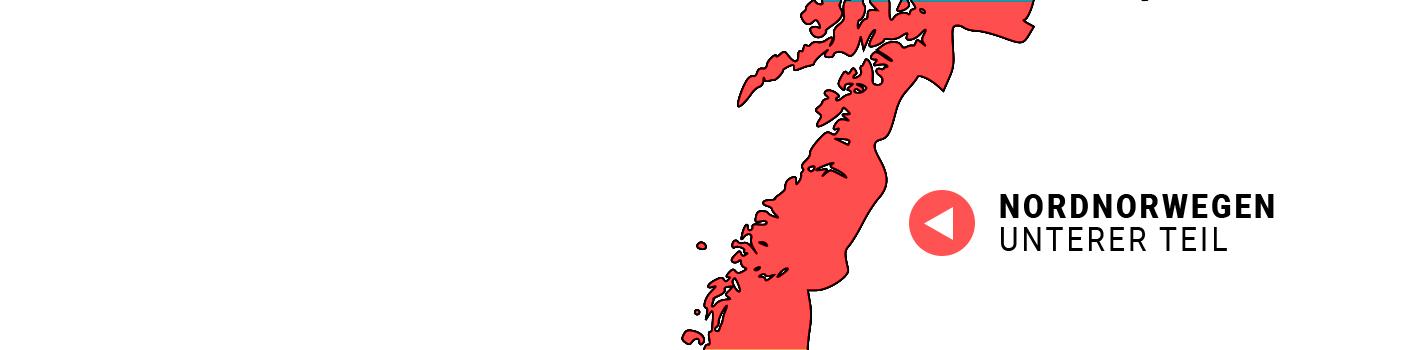 NordNorwegen unten, NNU