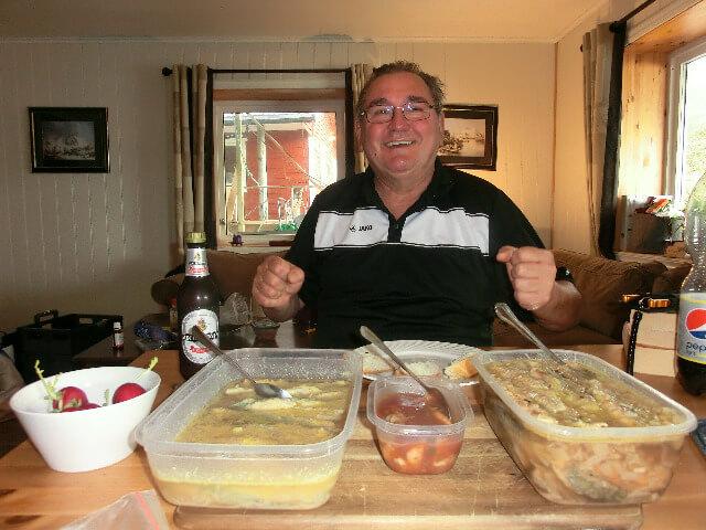 Lecker Makrelen eingelegt in Senf-, süss-sauer und Pustasauce
